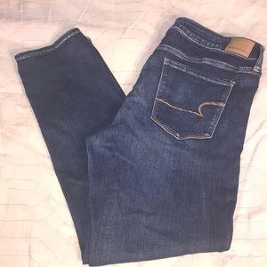 A&E skinny jeans